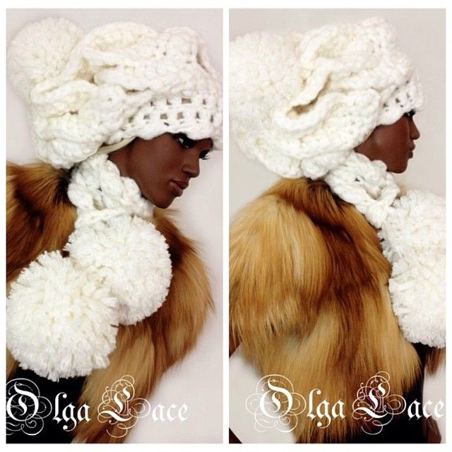 Instagram photo by @olgalace_fashiondesigner via ink361.com