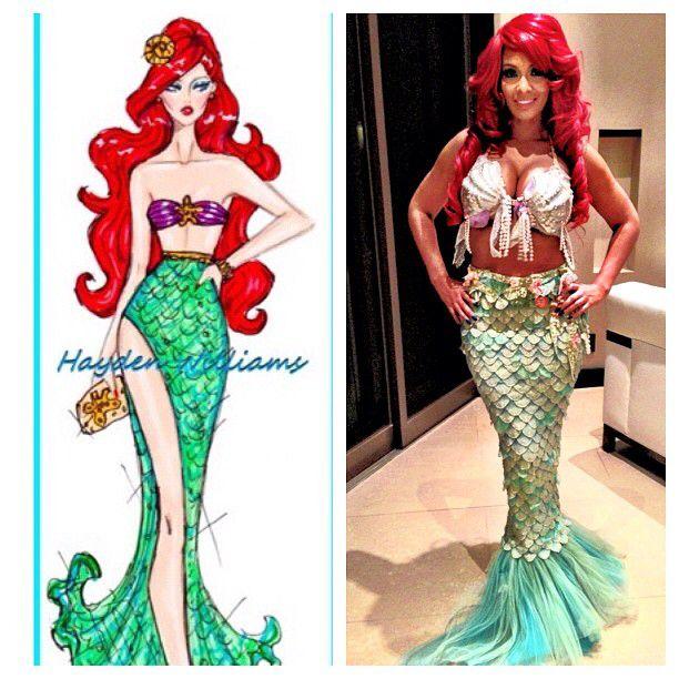 Pin By Lin Monk On Mermaids Mermaid Halloween Costumes Red Head Halloween Costumes Ariel Costumes