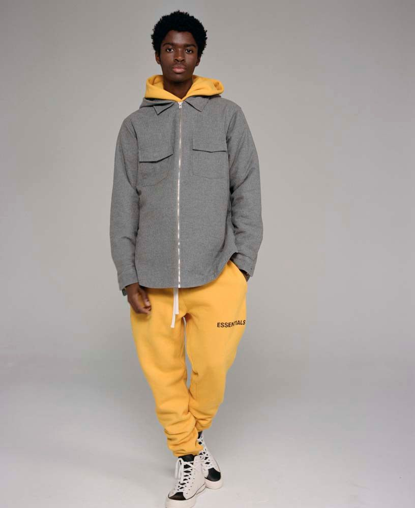06501030bd41 ESSENTIALS Fall winter 2018 Campaign Converse Sneakers imagery colorways  drop release date info pacsun collaboration hoodies shirts sweaters  leggings shorts ...