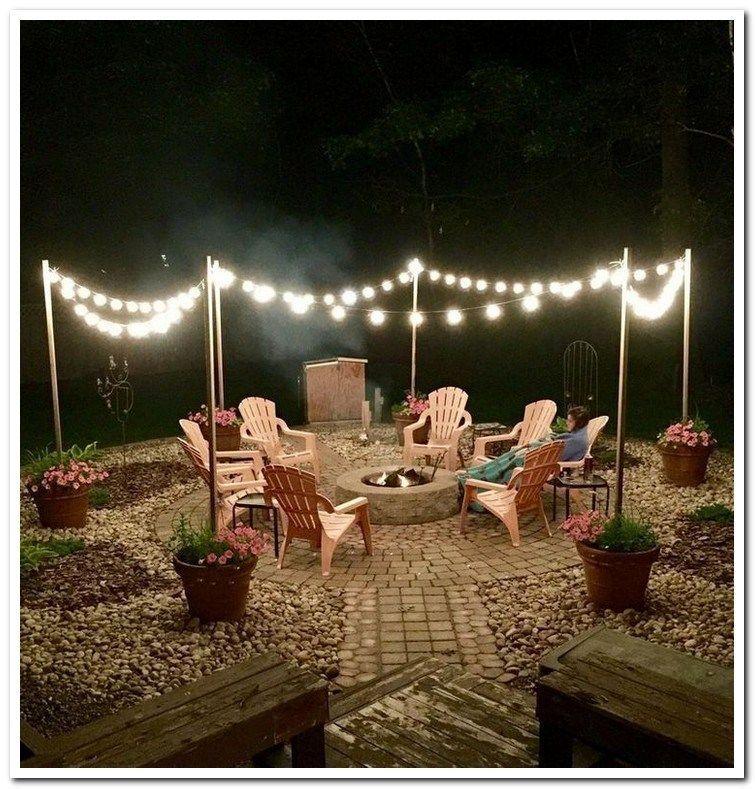 34 tolle Pläne und Ideen für die Feuerstelle, um Ihre Familie glücklich zu machen 27 – bingefashion.com/home