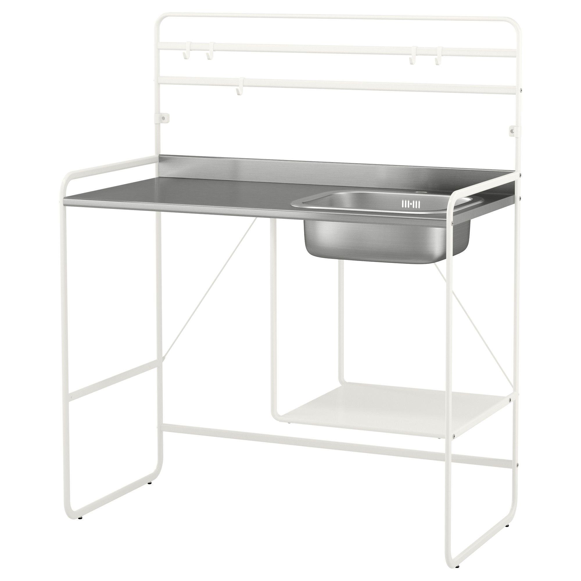 SUNNERSTA Mini-kitchen   Mini kitchen, Small spaces and Sinks