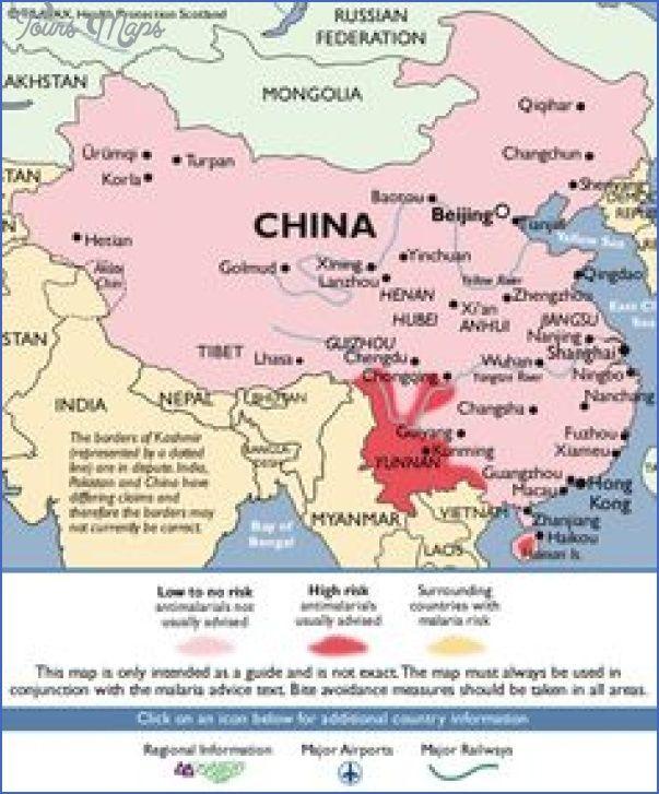 Guangzhou Ems China Map.Nice Fit For Travel China Malaria Map Tours Maps Pinterest