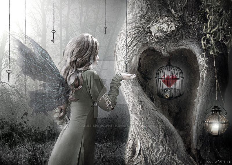 The Heartless by Juli-SnowWhite on DeviantArt