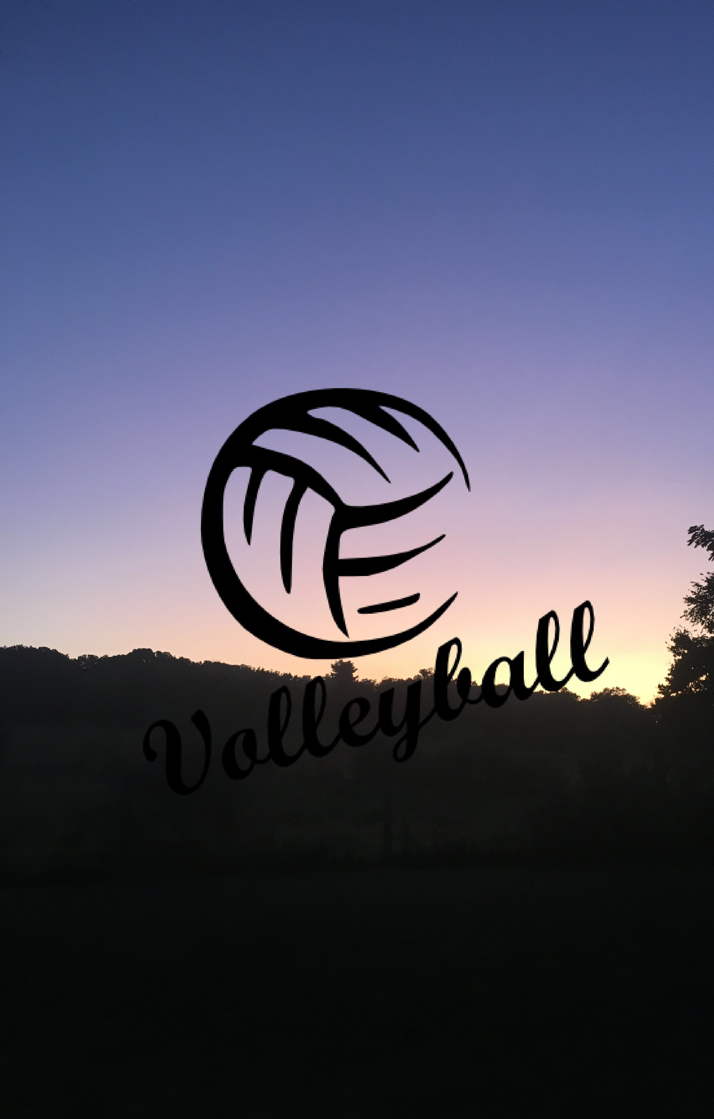 Volleyball backgrounds for iphone