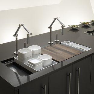 Kohler Kitchen Sink Accessories Kohler stages kitchen sink dwell product design pinterest discover the best kohler stages kitchen sink products on dwell workwithnaturefo