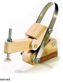 Another Toggle Clamp design you can make - A cinch to Clinch