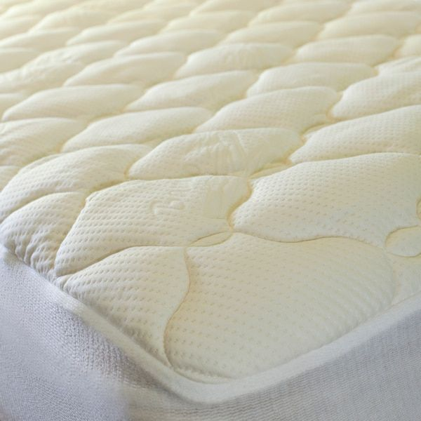 Cool Touch Top Rayon From Bamboo Ultra Plush Mattress Topper For New Mattress Cover Queen Pillow Top