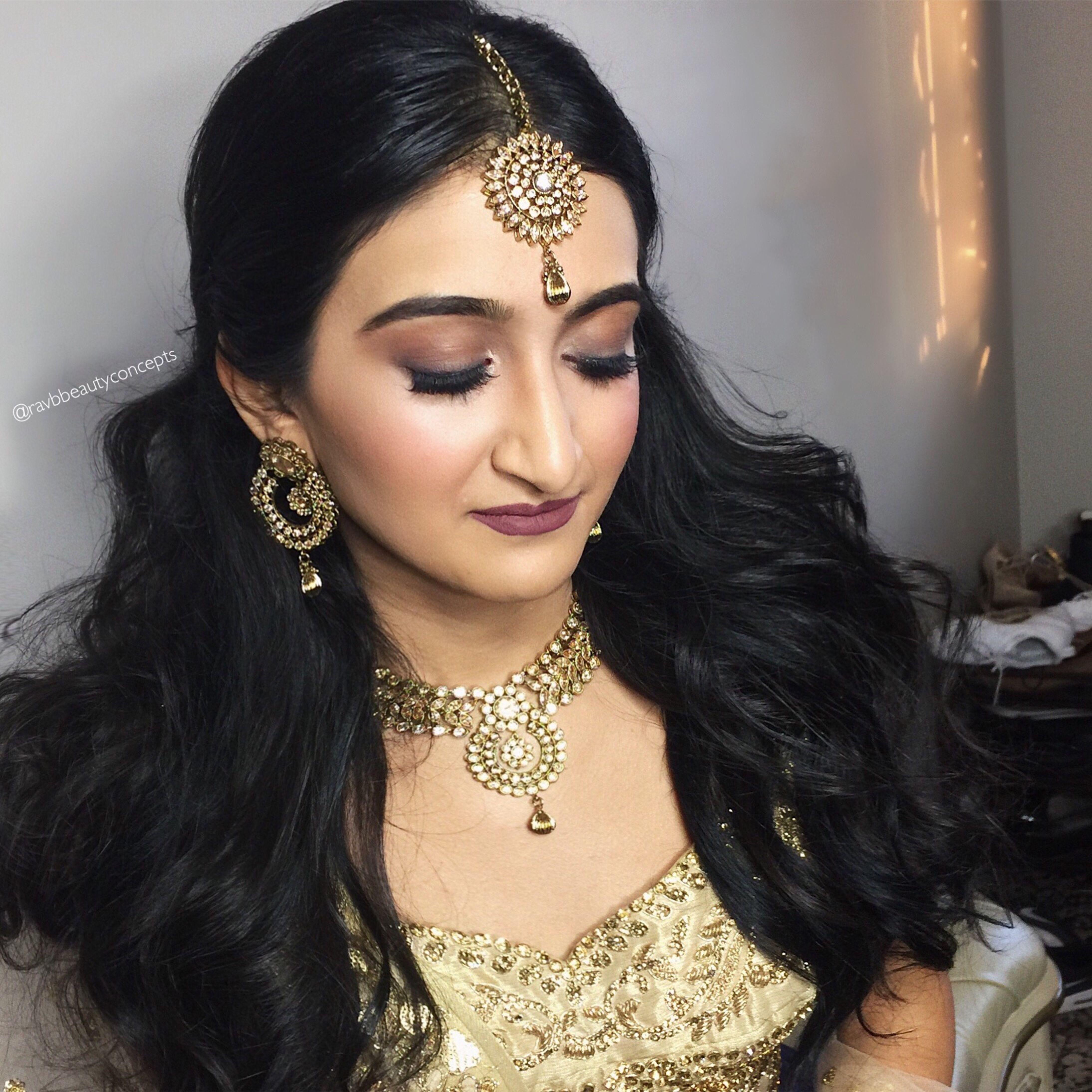 Indian Bridal Makeup Bridal Makeup Indian Bridal Hair Bridal Hair South Asian Bridal Makeup Pakista Bridal Makeup Asian Bridal Makeup Indian Bridal Makeup