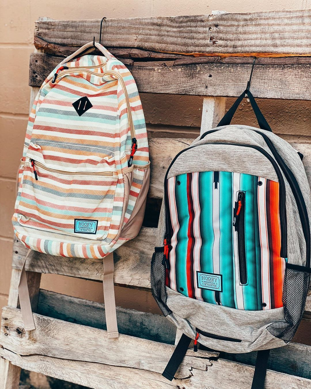 the perfect backpack for any occasion 🙌🏼 #shopccrb #classyfashion #hooey  #hooeybackpacks #backtoschool #aztecprint in 2020 | Backpacks, Aztec print,  Hooey