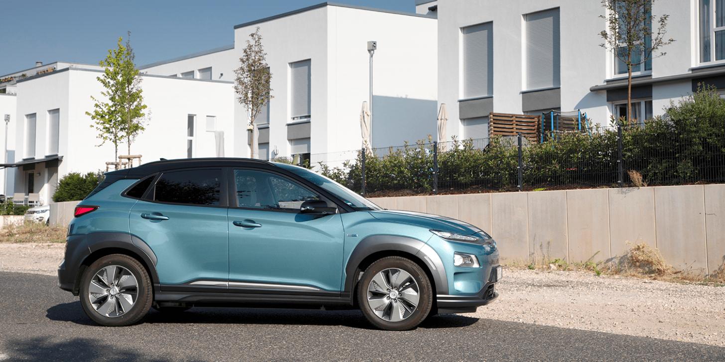 9 Wallpaper Hyundai Kona Electric 2020 in 2020 Hyundai