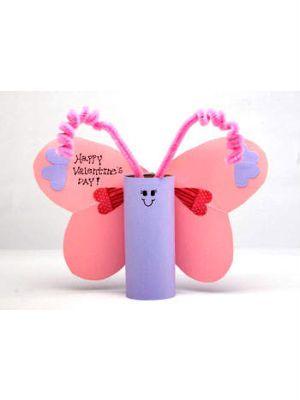 12 Fun Valentine S Day Crafts For Kids Sioux Ymca Pinterest