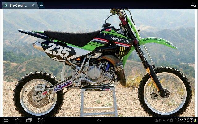 Awesome Kx 65 Dirtbikes Toys For Boys Bike