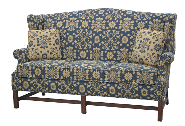 Rustic Country Furniture, Country Primitive Upholstered Furniture