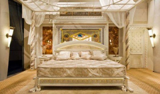 Merveilleux Classic Roman Style Interior Design For Bedroom