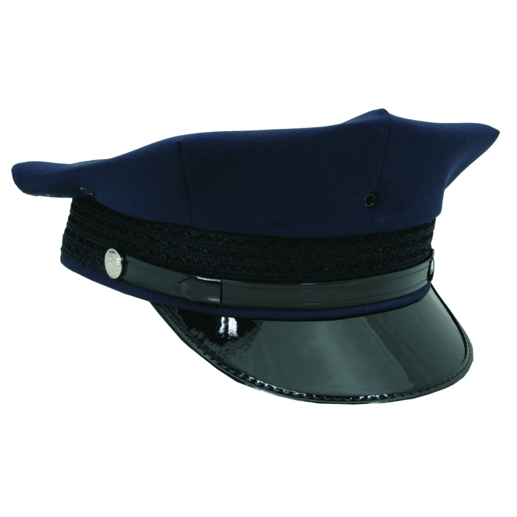 8 Point Police Hat Security Hat West Coast Uniforms And Accessories Police Hat Police Uniforms Hats