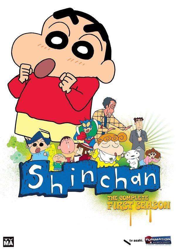 Shin Chan (TV Series 1992- ????) | shin cậu bé bút chì