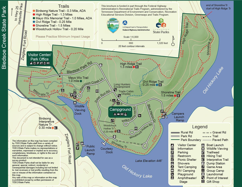 Assets pdf additional content park maps for Tnstateparks com cabins