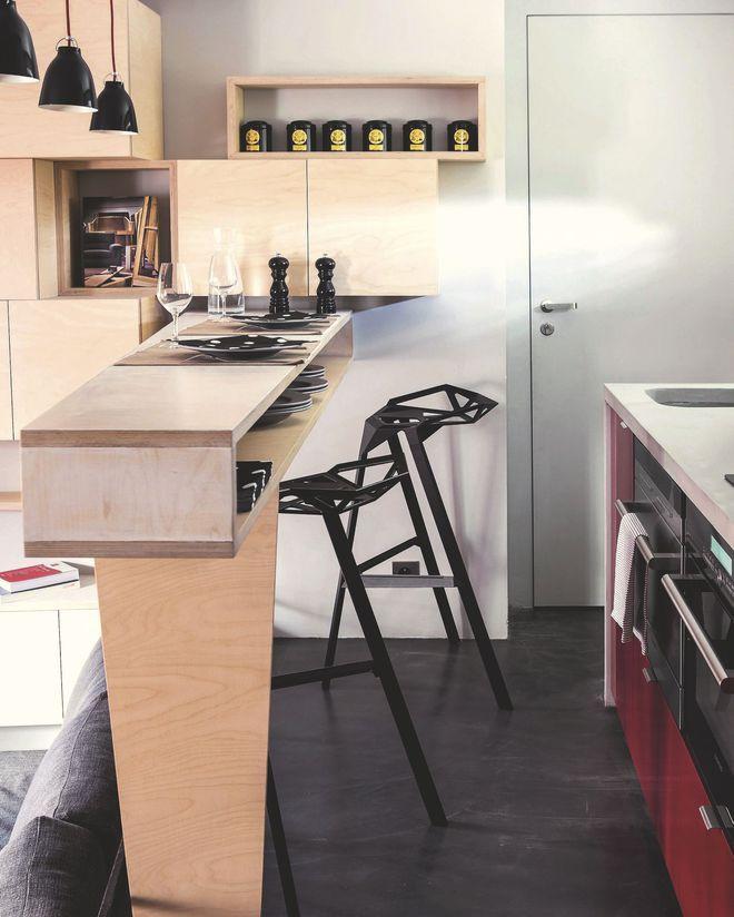 Cuisine ouverte  11 idées pour concevoir la sienne Kitchen design - idee bar cuisine ouverte