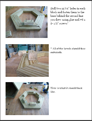 Lawn Lighthouse Diy Wood Plans How To Build A Wooden