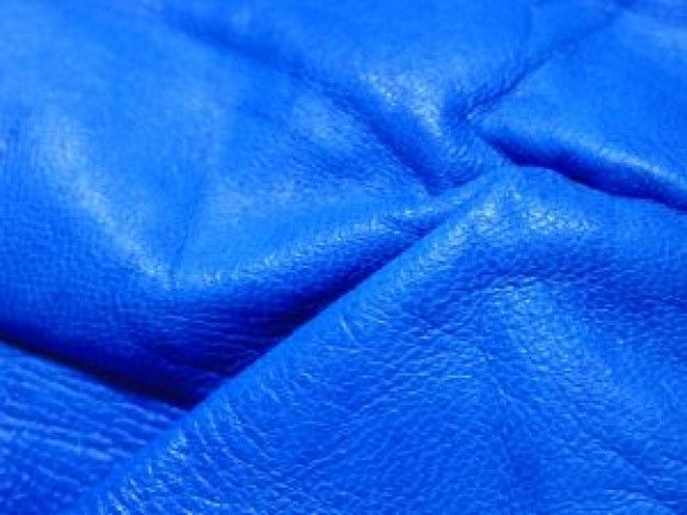 Blue Leather Photo | Free Download