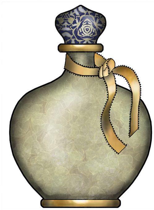 ArtbyJean Bottles: Perfume Bottles