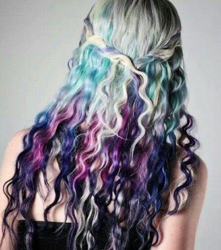 30 Glamorous Green Hair Styles Momooze Com 2