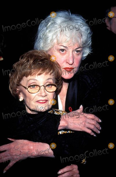 Estelle Getty and bea arthur |...