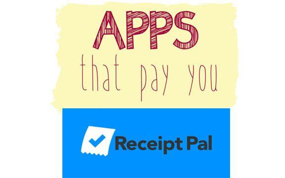 Apps That Pat You Receipt Pal Money apps, App, Money