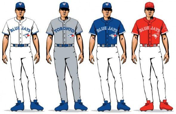 new arrivals e6619 cbfaa Toronto Blue Jays uniforms for 2017 | The Boys of Summer ...