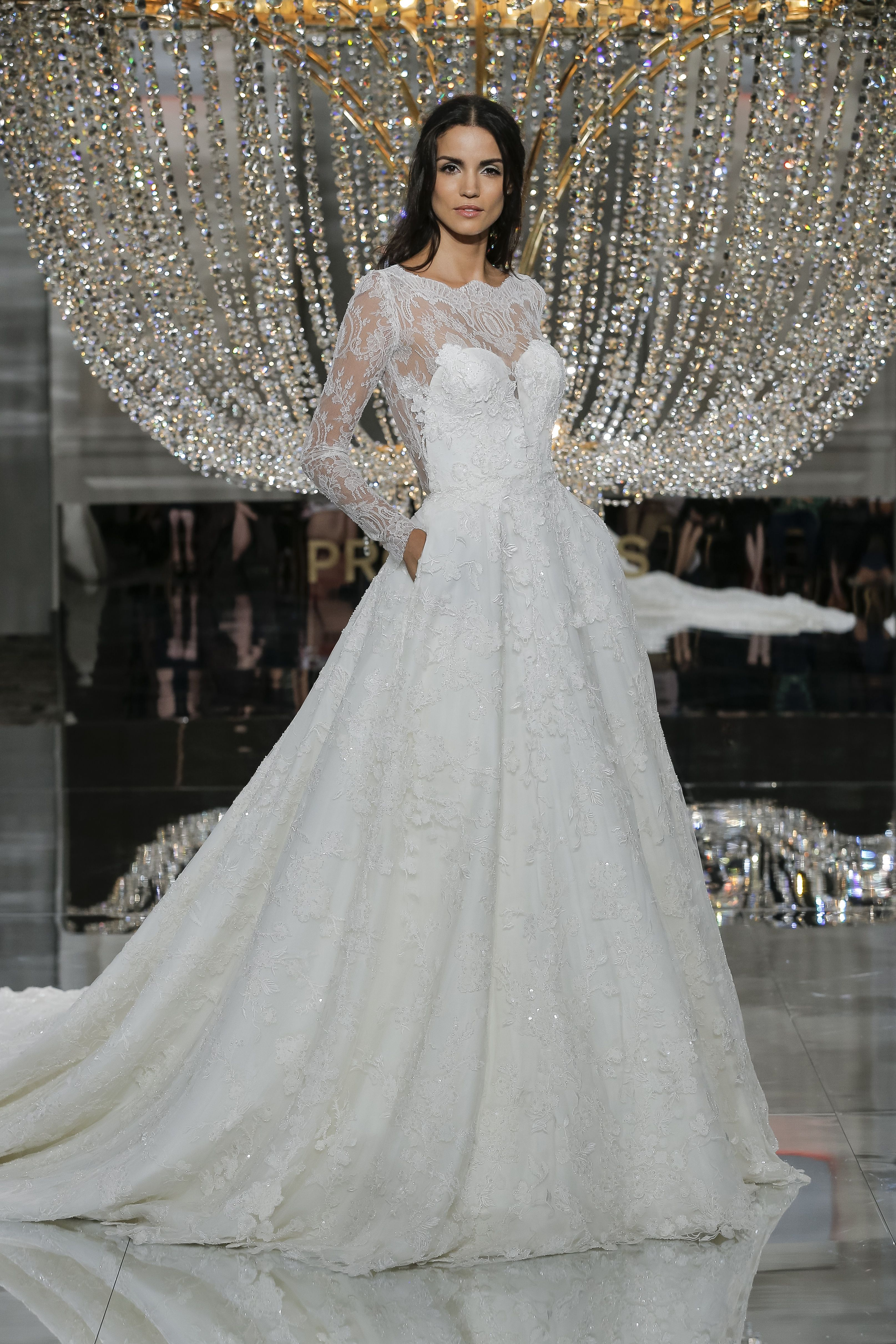 RUTH dress from ATELIER PRONOVIAS | wedding | Pinterest