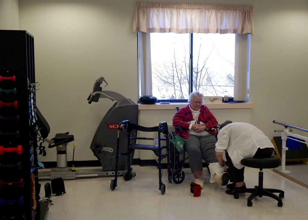 SubAcute Unit physical therapy Physical therapy, Acute
