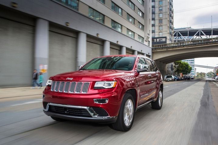 Used 2014 Jeep Grand Cherokee For Sale Near You Edmunds Jeep
