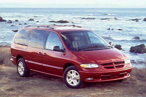 1996 Grand Caravan Minivan Grand Caravan Dodge Subaru Station