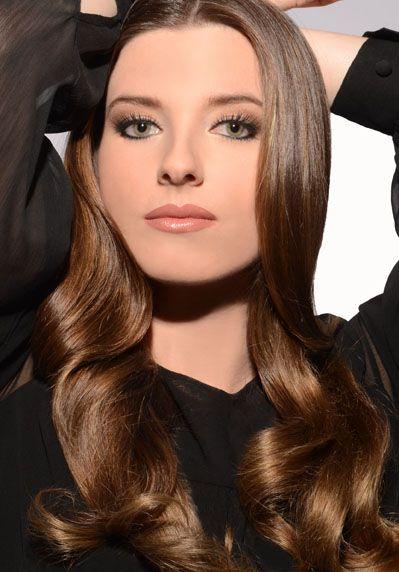 effets lumire en coloration balayage ton sur ton couleurs et coiffure par dominic boucher - Ton Sur Ton Coloration