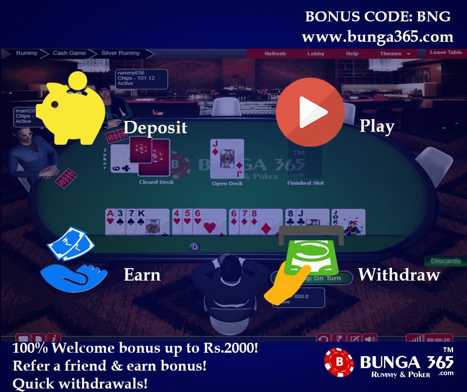 Play Cash Games Online in 2020 Rummy, Rummy online