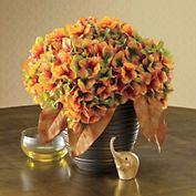 Rustic Hydrangeas Bouquet