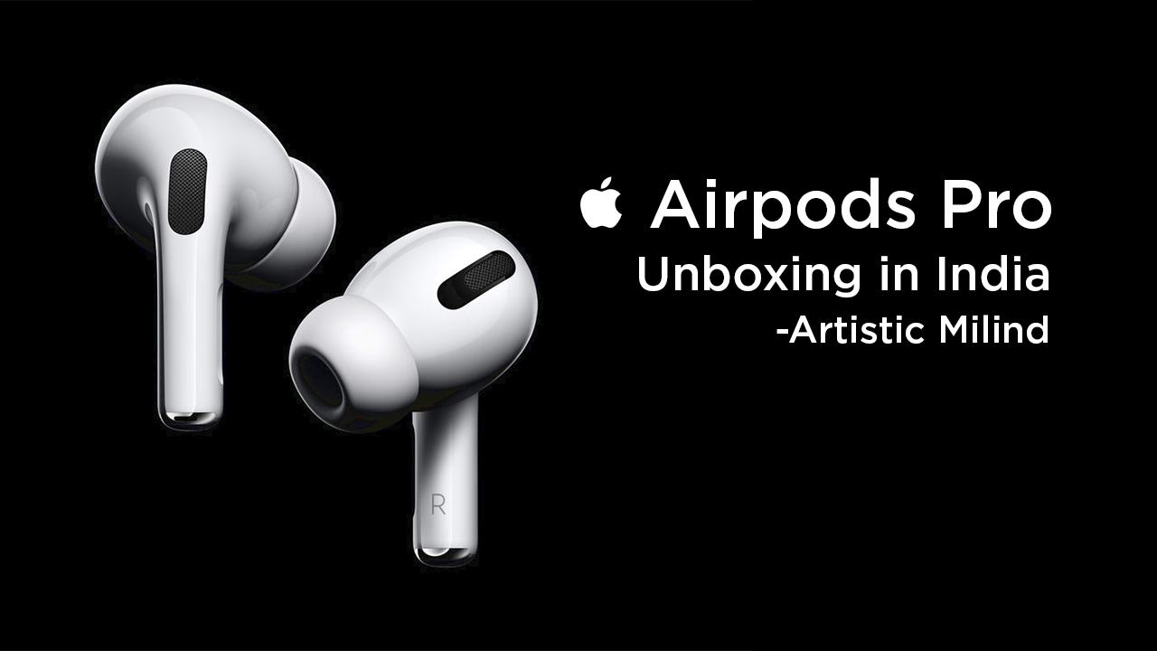 Airpods Pro Unboxing Airpods Pro Free Iphone Unboxing