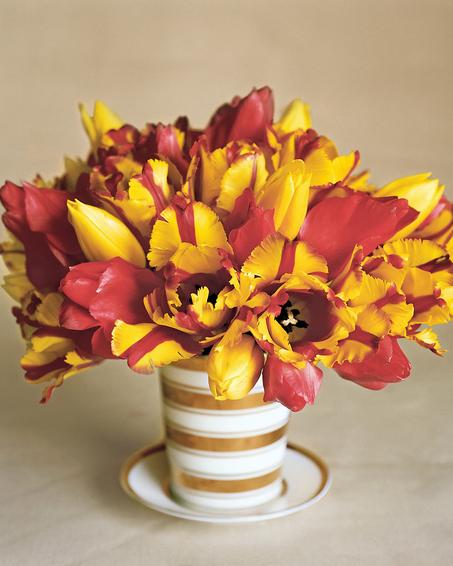 Kevin\'s Flower-Arranging Tips | Spring flowers, Flower and Gardens