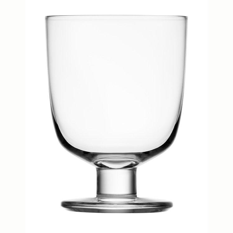 Lempi lasi kirkas 2 kpl pakkaus Iittala - Osta kalusteita verkossa osoitteessa ROOM21.fi