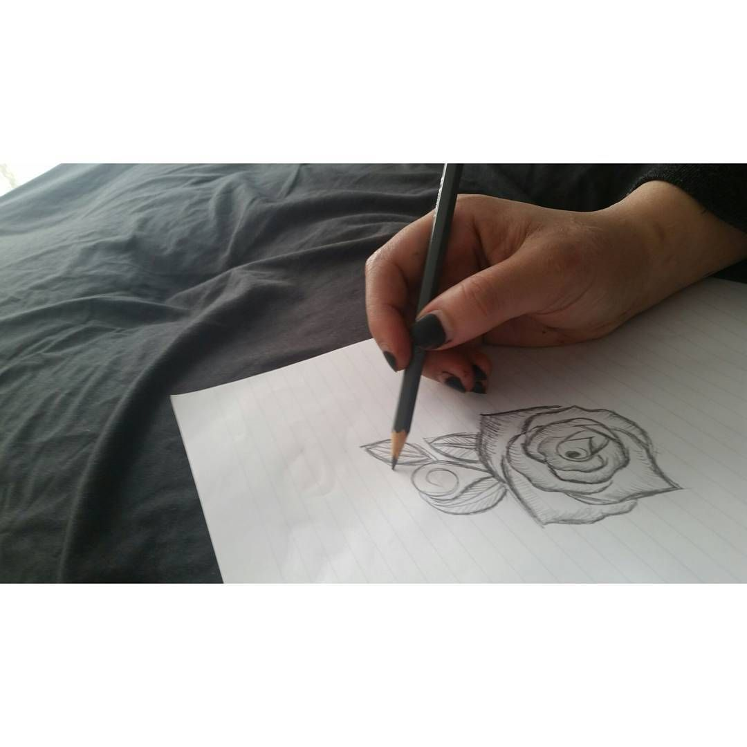 """""""I have bride for next week wanting a certain tattoo. Sketching a few ideas on paper first. Will attempt the tattoo tonight"""""""