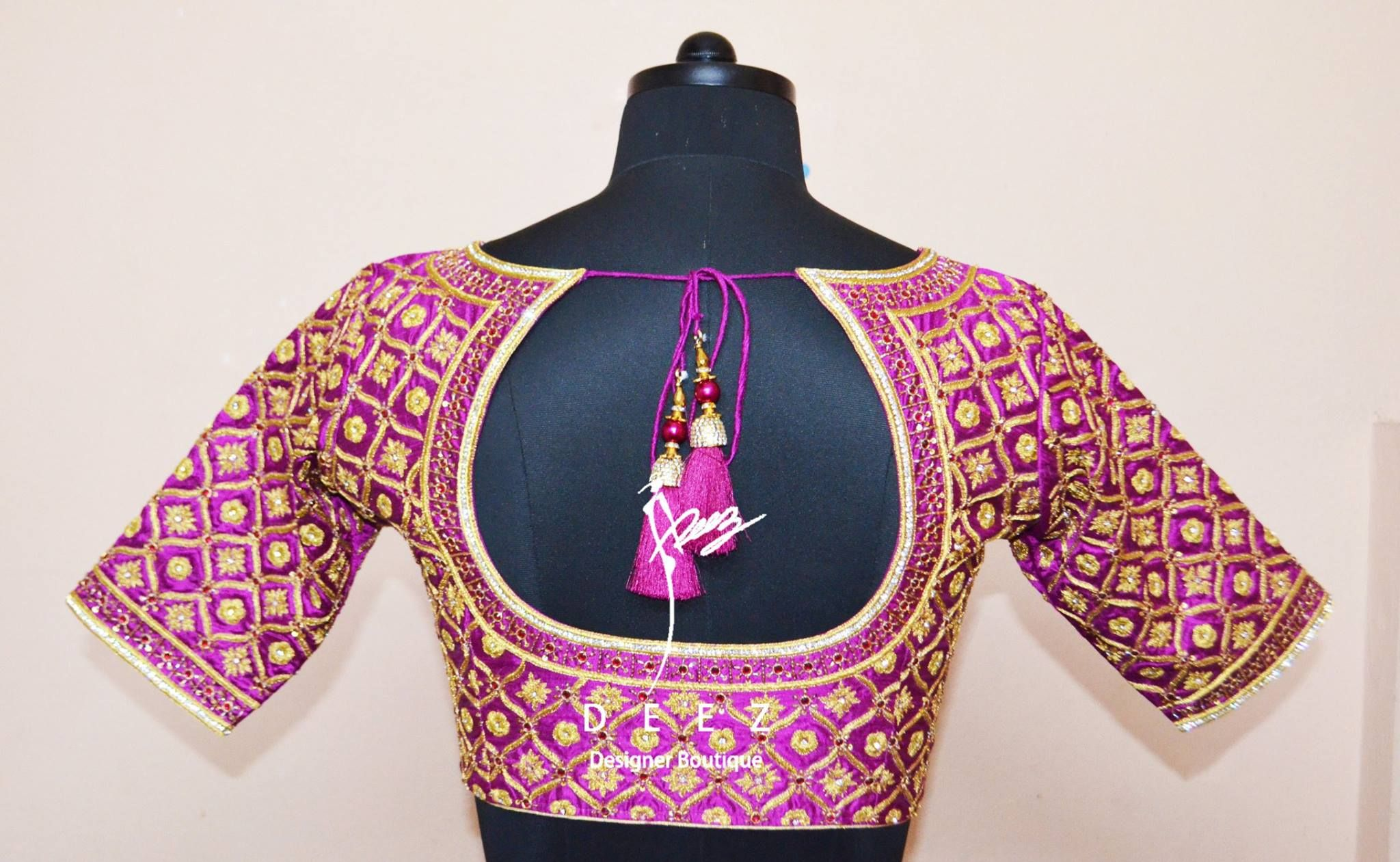 Saree blouse design sleeve pin by suchita pawar on blouse designs  pinterest  blouse designs