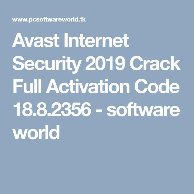 code activation avast gratuit 2019