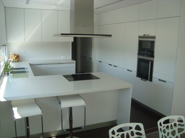 SANTOS. DFP Interiores. Cocina modelo Minos | Kitchen Projects ...