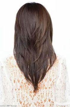 V Taper Haircut Long Hair Styles Haircuts For Long Hair With Layers Thick Hair Styles