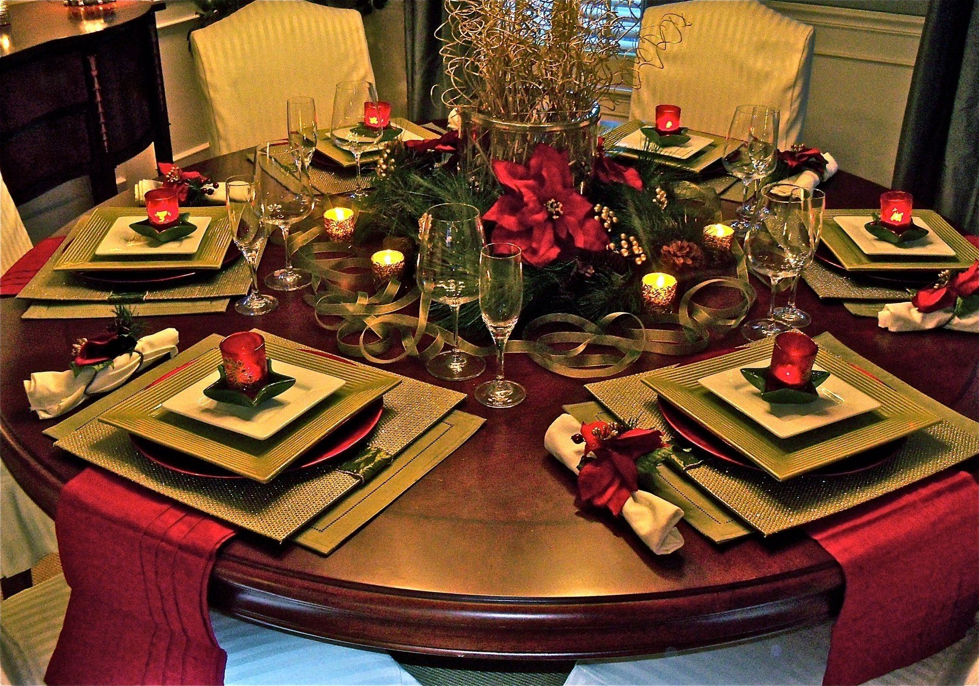 Perfect For A Winter Christmas Reception Recreate This