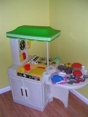 Kitchen Set My Childhood Memories Childhood Toys Vintage Toys