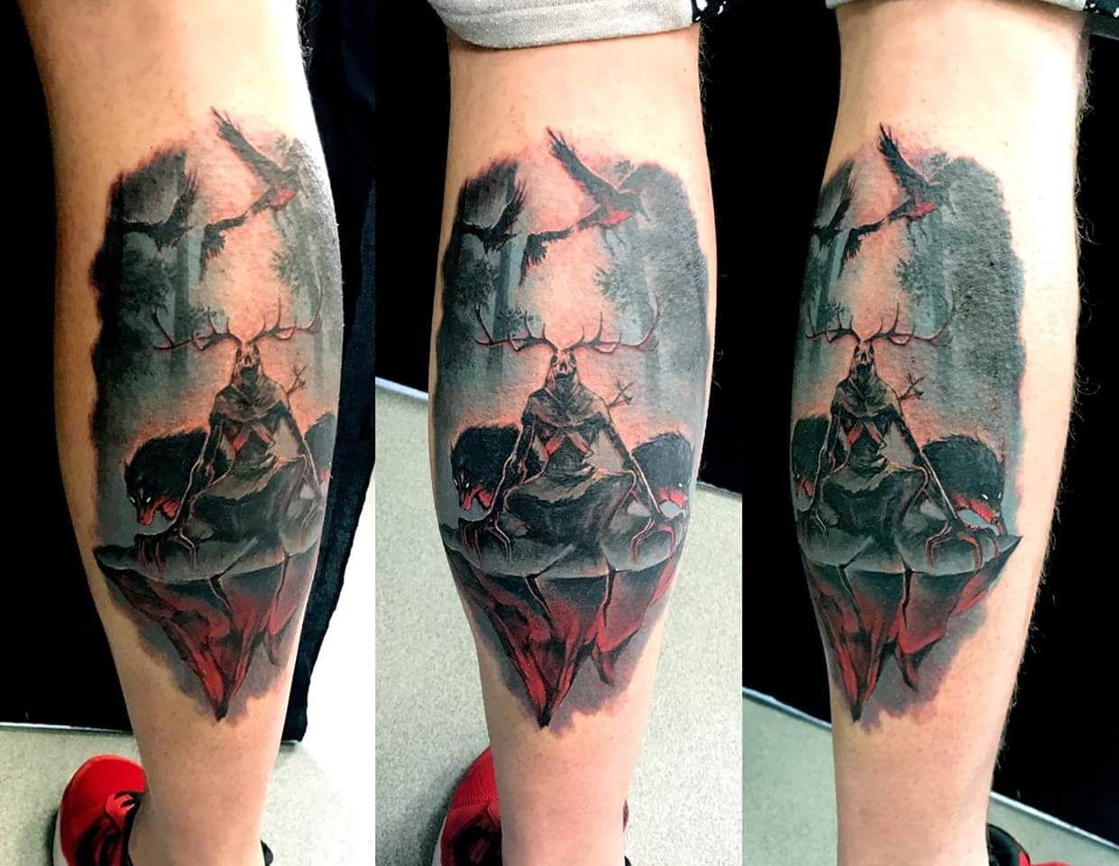 Leszy Tattoo Tatuaż Tatuaż