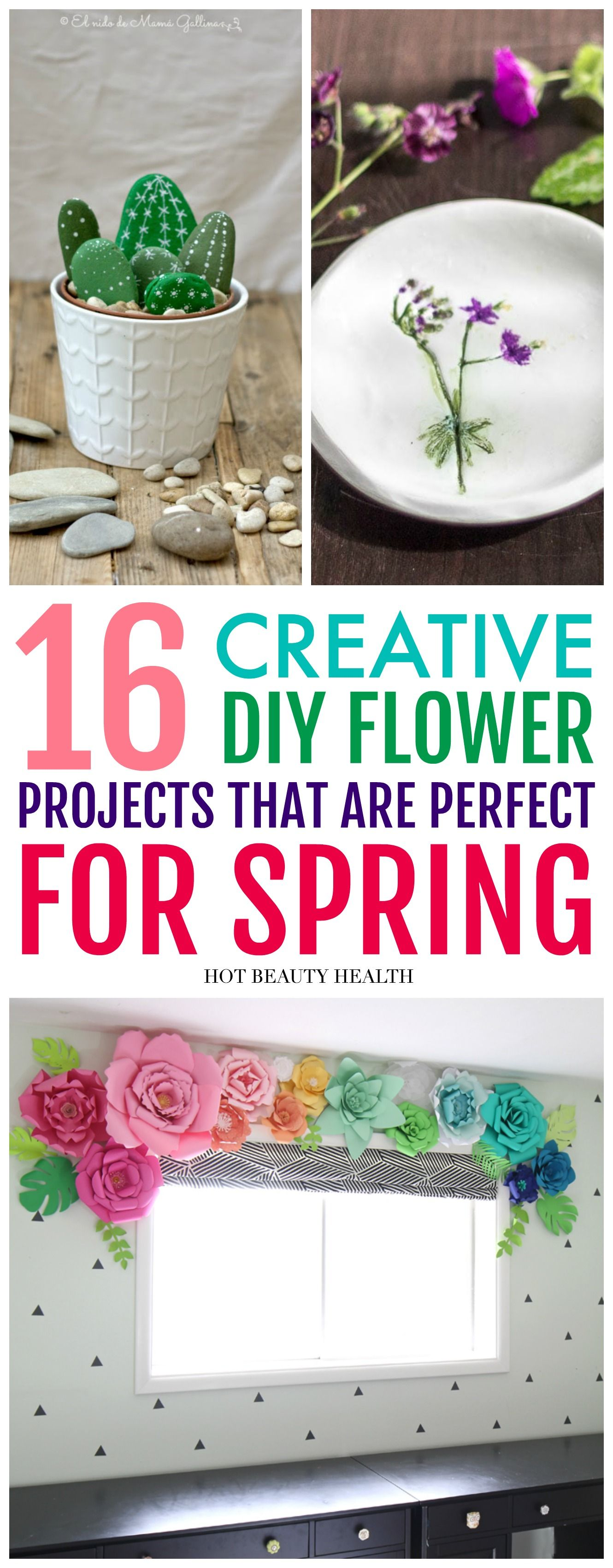 16 creative do it yourself flower projects solutioingenieria Images