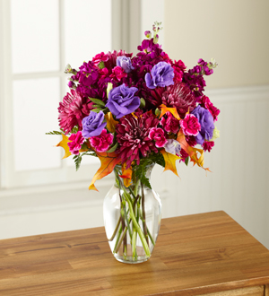 Carisma Florists The FTD® Autumn Beauty™ Bouquet