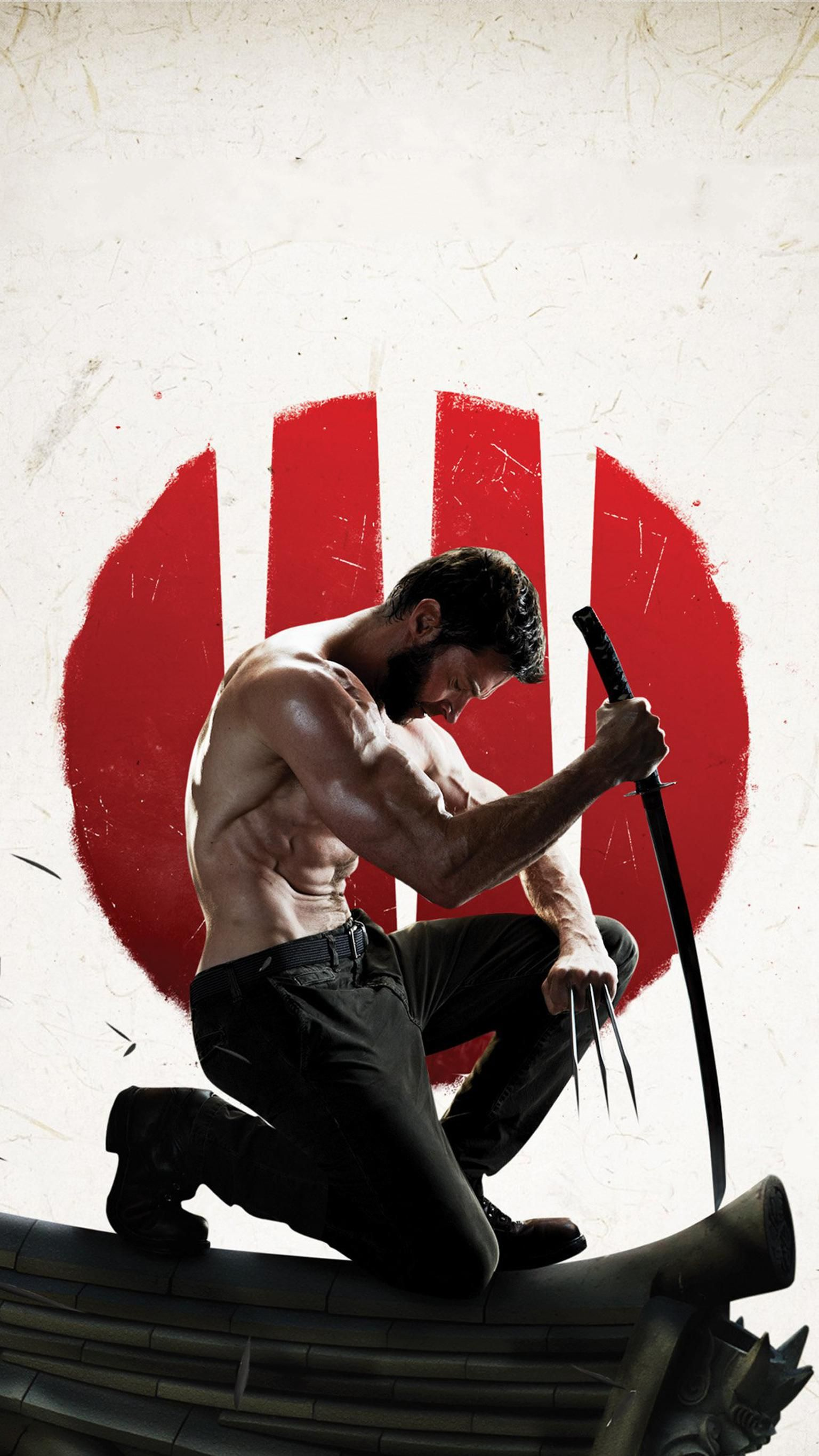 The Wolverine 2013 Phone Wallpaper Moviemania In 2020 Wolverine Marvel Wolverine Poster Wolverine Art